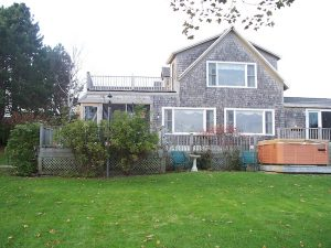 Waterfront Vacation Rental Home on Penobscot Bay, Rockland, Maine