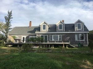 Arey's Cove Vacation Rental Home on Vinalhaven Island