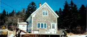 Basin House Vacation Rental Home on Vinalhaven Island Sleeps: 6 Price: $1,050/week Cleaning Fee: No Wi-Fi: No TV: Cable Pets: No
