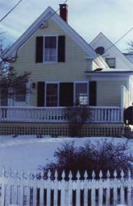 Clamshell Alley Vinalhaven Vacation Rental