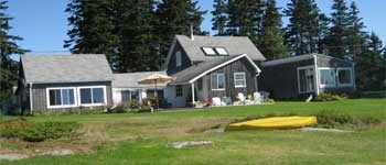 Vacation Rental Home on Pease Cove, Dyer's Island Vinalhaven