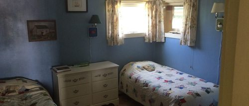 Three Bedroom Perch Vinalhaven Vacation Rental - Sleeps: 6 Price: $1,500/week Cleaning Fee: No Wi-Fi:  No TV: No Pets: No