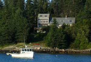 Starlight on the Beach Vacation Rental Home on VInalhaven Island