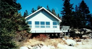 Granite Island Cottage Vacation Rental on Vinahaven