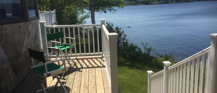 Whispering Tides Cottage, Owls Head, Maine Limit of 6 people No smoking No pets Wi-Fi & cable $4,000/week